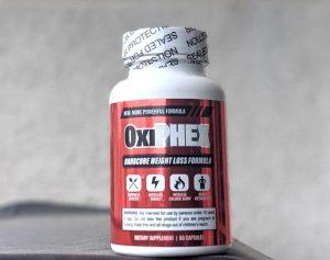oxiphex bottle